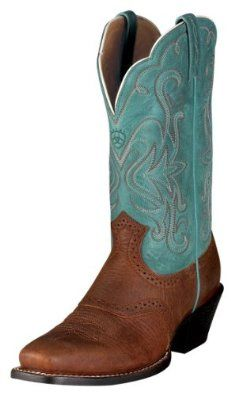 Ariat Women's Legend Boot $150. Have these and they are one of the most comfortable pair of boots I own.