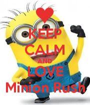 Minion rush.. yah!!!!!