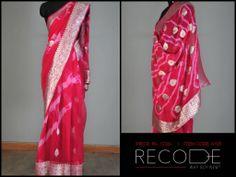 Traditional Gujarati Leheriya! www.facebook.com/Fashion.Recode