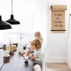 George & Willy Studio Roller in the home of @happygreylucky https://www.georgeandwilly.com/products/wall-mounted-paper-roller