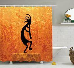 "Southwestern Home Decor Bathroom Rug Kokopelli Design 20 ""x30 Amusing Southwestern Bathroom Rugs Review"