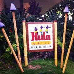 Hula Grill and Barefoot Bar in Kaanapali, Hawaii (Maui) #MauiwithKids #travel #foodie