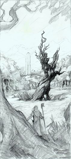 This is a small collection of sketches, drawings and preliminary works from projects I have worked on in the past. A good number of the sketches were produced traditional use graphite or prismacolor pencil and a few were created digitally. Enjoy!