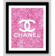 Chanel Fashion Logo Printable, Instant Download, 8x10, Typography Print, Office Art, Home Wall Art, Art Print, Fashion Print by happydesignprints on Etsy https://www.etsy.com/listing/179841073/chanel-fashion-logo-printable-instant