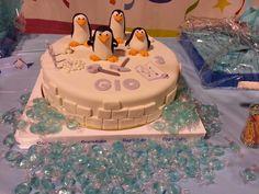 Pingouin birthday party!