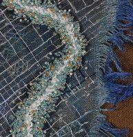 Lindsay Olson - Riparian Zone-Textiles
