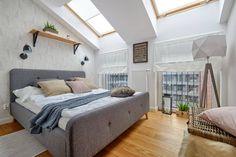 Skandinavische Schlafzimmer von DreamHouse.info.pl