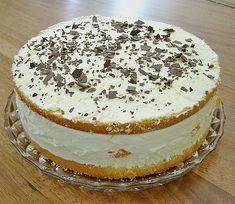 Cheese cream without gelatine - leckere Verführungen - Nutella Delicious Cake Recipes, Fruit Recipes, Yummy Cakes, Dessert Recipes, Biscuit Nutella, Nutella Cookies, Avocado Dessert, Nutella French Toast, Chocolate Hazelnut