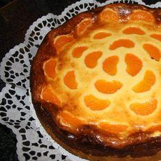 Mandarinen-Quark-Kuchen