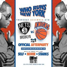 Who Runs NY Nets Vs. Knicks Official After Party @ Lust NY Thursday December 5, 2013 « Bomb Parties – Club Events and Parties – NYC Nightlif...