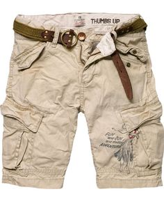 Military Cargo Short - Shrunk by Scotch and Soda - Buckets and Spades for kids