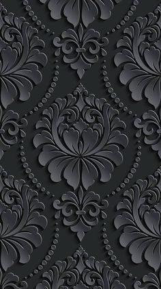 Pictures Wallpaper Hd Schwarzes Muster Laminate Flooring Installation Guidelines The Beauty of Lamin Abstract Iphone Wallpaper, Dark Wallpaper, Flower Wallpaper, Mobile Wallpaper, Pattern Wallpaper, Wallpaper Backgrounds, Cellphone Wallpapers, Wall Paper Phone, Floral Border