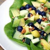 Add These to Your Salad to Lose Weight Faster http://www.popsugar.com/fitness/Salad-Toppings-Weight-Loss-35117635