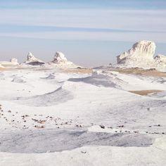 White Desert- Egypt