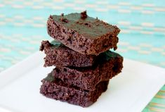 Healthy brownies. Yes, really. Check out the recipe - it's super easy. #Fitgirlcode