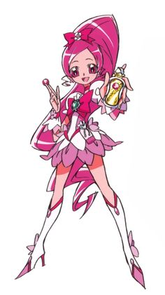 Cure Blossom - Heartcatch Precure! - Zerochan