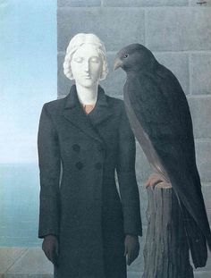 silenceforthesoul:  René Magritte - Deep Waters, 1941