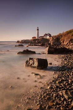 """500px / Photo """"Headlight Cove"""" by Rob Coombs"""