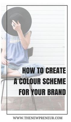 When you are designing your brand, it can be tough to figuring out what colours you want to use for your brand.   For someone people creating a colour scheme can be tough as they don't understand the components which go in to create a colour scheme. Also, they don't have a process of how to create colour schemes which reflect them and their brand.    I have created this blog post to show you the 4 simple steps to creating a colour scheme you love.