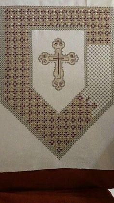 Cross Stitch Embroidery, Cross Stitch Patterns, Bible Covers, Knitting Needles, Plastic Canvas, St Patricks Day, Celtic, Blackwork, Crochet