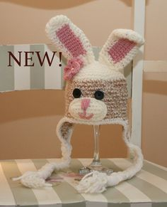 Very cute – Sock Bunny Hat (Reported SPAM)