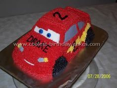 I'm thinkin my son's birthday cake!