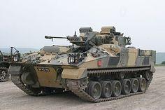 El FV510 Warrior es una serie de vehículos de combate de infanteria blindados de rodaje sobre orugas de diseño y manufactura británica,