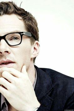 IT IS ILLEGAL TO LOOK THIS GOOD IN GLASSES