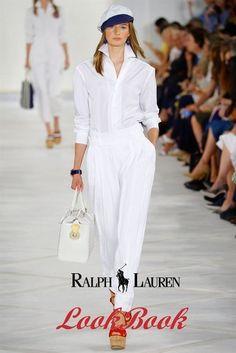 Ralph Lauren - Lookbook primavera-verão 2017
