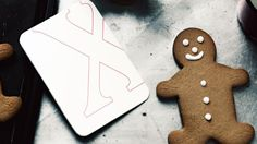 Make some quirky gingerbread people this Christmas. Gingerbread Man, Gingerbread Cookies, Bakery, Sweet Treats, Christmas Gifts, Street, Party, People, Desserts