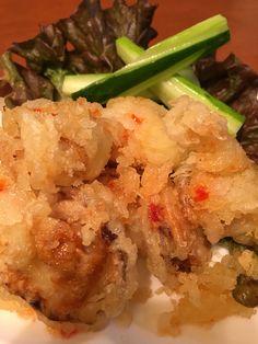 hotate tempura