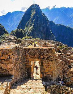 Machu Pichu, Peru                                                       …