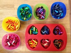 Great Ideas for Repurposing Old Art Supplies