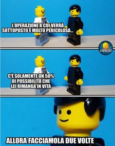 """""""Likes"""": 11 thousand, comments: 32 - Legolize official page ( . Lego Memes, Legoland, Funny Stories, Just For Fun, Minions, Haha, Jokes, Instagram, Funny Things"""