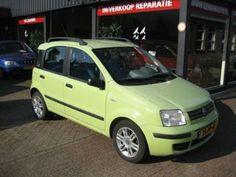 Bekijk deze Fiat Panda 1.2 DYNAMIC Electr 2004 35-PP-J Occasion op AutoTrack.   ✓ Onderhoudsboekje