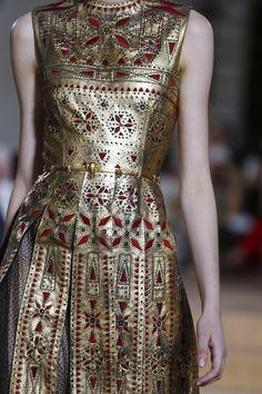 Valentino F/W 2015 Couture // Paris (Details)