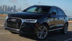 Cool Audi 2017. 2017 Audi Q3 Review - New Cars Reviews for 2016 - 2017 - 2018...  Bilar jag gillar