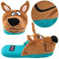 Scooby Doo Slippers for Men