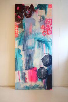 Primaire vormen... Painting Mette Lindberg www.mettesmaleri.dk #NoelitoFlow please repin & like ,https://www.twitter,com/noelitoflow