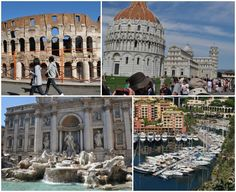 Guest William Brown's partial to Italy, with Rome, Livorno and Naples being his favorite ports.