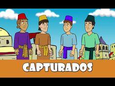 Capturados: a história de Daniel e seus amigos que foram levados para a Babilônia – Episódio 5 | NT Kids