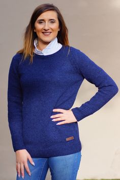 5bbd6623 Barbour Aster ladies Knit sweater in navy LKN0667NY71. Barbour Aster ladies  Knit sweater in navy LKN0667NY71 from Smyths Country Sports