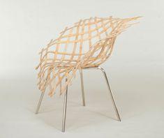 tolle bambus möbel deko stuhl designideen