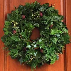 Realtor Gifts, Pomegranate, Christmas Wreaths, House Styles, Holiday Decor, Design, Home Decor, Granada, Decoration Home