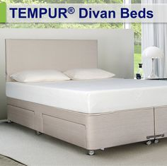 A Tempur Divan Bed Is Perfect Choice If You Are Looking To Combine Sleek Designs With Practical Storage Options