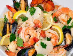 Italian Seafood Salad