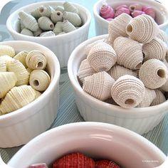 Paper Beads Tute