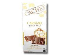 Belgium - Caramel & Sea Salt Chocolate
