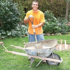 How to Build a DIY Fire Pit — The Family Handyman Fire Pit Base, Easy Fire Pit, How To Build A Fire Pit, Concrete Footings, Concrete Fire Pits, Fire Pit Dimensions, In Ground Fire Pit, Fire Ring, Fire Pit Backyard