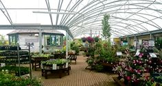 A large curved canopy was recently installed for Monkton Elm Garden Centre covering 400m2.